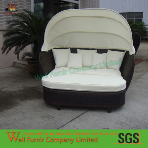WF-0913  outdoor daybed1