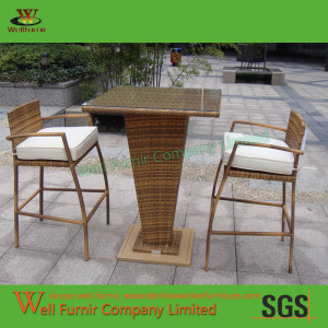Hampton Bay 3-Piece Patio High Dining Set Manufacturer WF-0986
