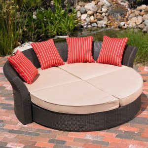 Manufacturer: Outdoor Daybed, Rattan Garden Furniture, Outdoor Loungebed