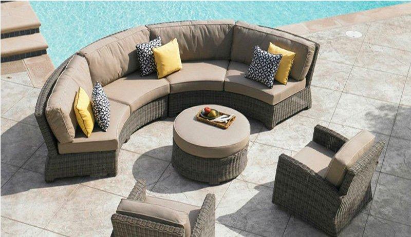 Manufacturer: Rattan Garden Furniture, Outdoor Furniture, Patio Furniture, Rattan Wicker Sofa